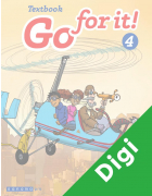 Go for it! 4 Bingel-tehtävät