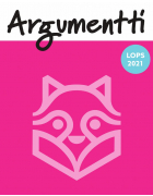 Argumentti-lisenssi ja 1. vuoden kirjat (LOPS21)