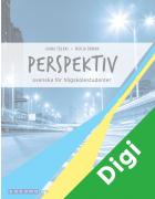 Perspektiv Svenska för högskolestudenter Opettajan digiaineisto