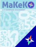 MaKeKo 1 - 9 Kompassi-digikokeet