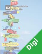 Kuutio K2 Geometrisia kuvioita Digikirja