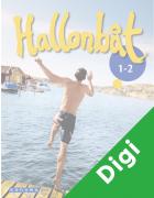 Hallonbåt 1 - 2 Digikirja
