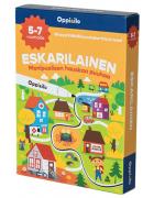 Eskarilainen-puuhakortit 5-7 v