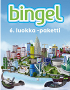 Bingel-tehtävät 6. luokka -paketti