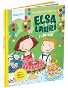 Elsa ja Lauri juhlissa -lastenromaani