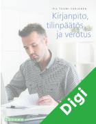Kirjanpito, tilinpäätös ja verotus (organisaatiodigi)