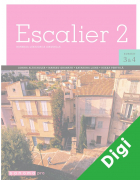 Escalier 2 Opiskelijan äänitiedosto (oppilaitoslisenssi)