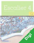 Escalier 4 Opettajan äänitiedostot
