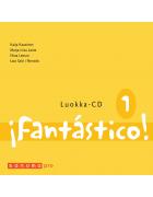 Fantástico 1 Opettajan CD