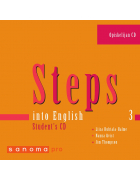 Steps into English 3 Opiskelijan CD