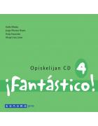 Fantástico 4 Opiskelijan CD