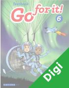 Go for it! 6 Bingel-tehtävät