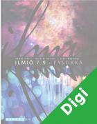 Ilmiö 7 - 9 Fysiikka Digilisätehtävät (OPS 2016)