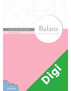 Balans Ohjaajan CD