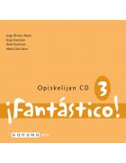 Fantástico 3 Opiskelijan CD