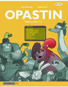 Opastin 7 - 9 Oppilaanohjaus (OPS 2016)