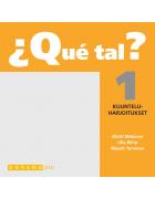 ¿Que tal? 1 Kuunteluharjoitukset Harjoituskirjan CD