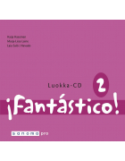 Fantástico 2 Opettajan CD