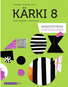 Kärki 8 Harjoituksia Suomi toisena kielenä
