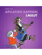 Apilatien aapinen Laulut CD