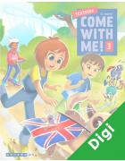 Come with me! 3 Opettajan äänitiedostot