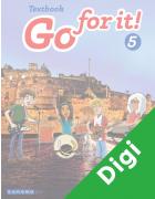 Go for it! 5 Digiopetusmateriaali