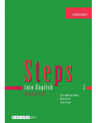 Steps into English 2 Opettajan CD