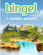Bingel-tehtävät 1. luokka -paketti