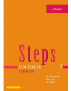 Steps into English 3 Opettajan CD