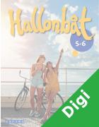 Hallonbåt 5 - 6 Opettajan CD