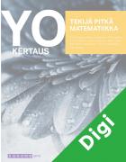 Yo-kertaus Tekijä pitkä matematiikka -digikirja