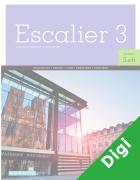 Escalier 3 Opettajan äänitiedostot