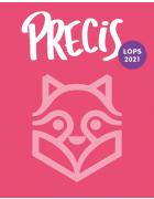 Precis-lisenssi ja 1. vuoden kirjat (LOPS21)