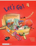 Let's Go! 4 Activity Book