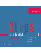 Steps into English 1 Opiskelijan CD