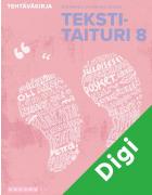 Tekstitaituri 8 Digitehtävät (OPS 2016)