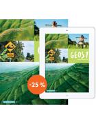 Geos 1 Maailma muutoksessa (LOPS 2016): Painettu kirja & digikirja 6 kk