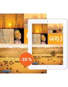 Geos 3 Yhteinen maailma (LOPS 2016): Painettu kirja & digikirja 6 kk
