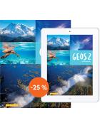 Geos 2 Sininen planeetta (LOPS 2016): Painettu kirja & digikirja 6 kk