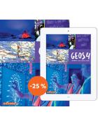 Geos 4 Geomedia - tutki, osallistu ja vaikuta (LOPS 2016): Painettu kirja & digikirja 6 kk