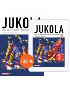 Jukola 3: Painettu kirja & digikirja 6 kk