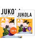 Jukola 5: Painettu kirja & digikirja 6 kk