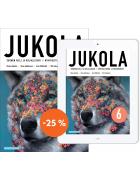 Jukola 6: Painettu kirja & digikirja 6 kk