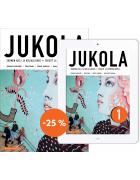 Jukola 1: Painettu kirja & digikirja 6 kk