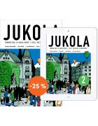 Jukola 2: Painettu kirja & digikirja 6 kk