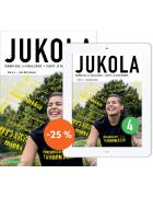 Jukola 4: Painettu kirja & digikirja 6 kk
