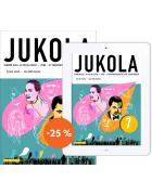 Jukola 7: Painettu kirja & digikirja 6 kk