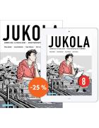 Jukola 8: Painettu kirja & digikirja 6 kk