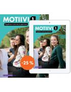 Motiivi 1 Psyykkinen toiminta ja oppiminen: Painettu kirja & digikirja 6 kk