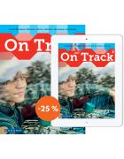 On Track 2: Painettu kirja & digikirja 6 kk